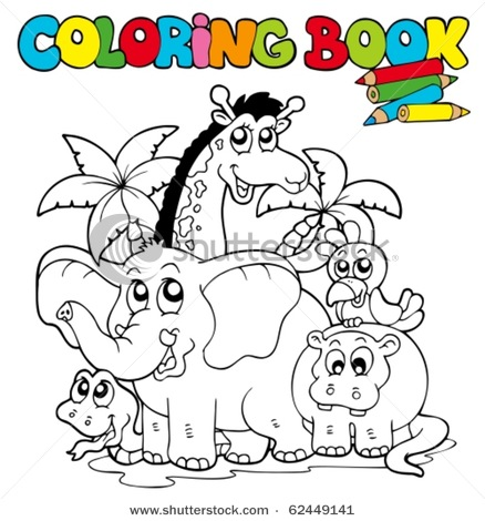 Coloring pages pdf animals