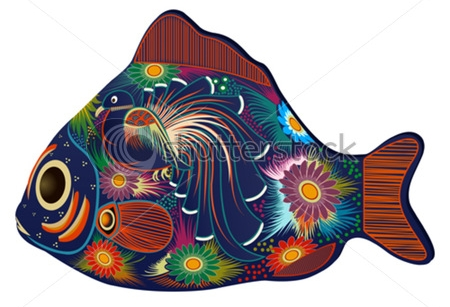 stock-vector-colorful-fish-91363748 (450x307, 103Kb)