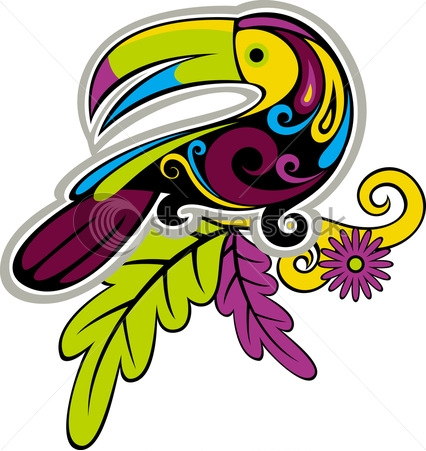 stock-vector-parrot-94143199 (426x451, 128Kb)
