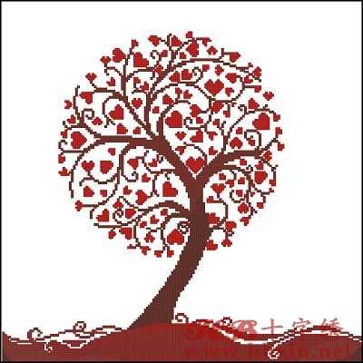 spring heart tree 5095 (1)