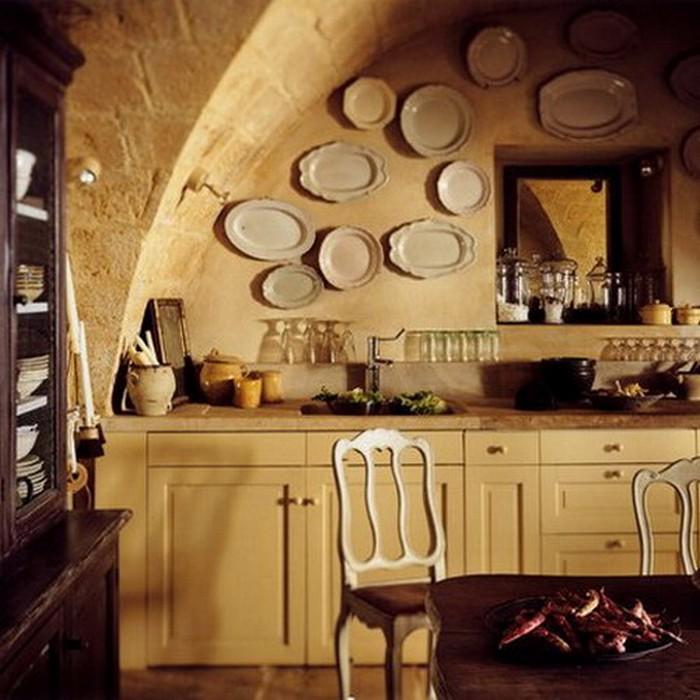 Французский стиль в интерьере кухни 5 (700x700, 103Kb)