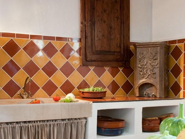 Французский стиль в интерьере кухни 13 (700x525, 86Kb)