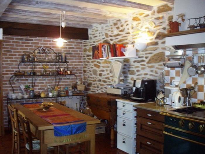 Французский стиль в интерьере кухни 26 (700x525, 97Kb)