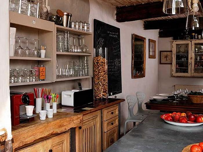 Французский стиль в интерьере кухни 28 (700x525, 108Kb)