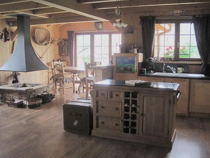 Французский стиль в интерьере кухни 30 (700x525, 82Kb)