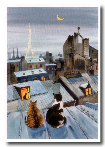 2382198_Chats_de_Paris_sur_les_toits (439x614, 71Kb)