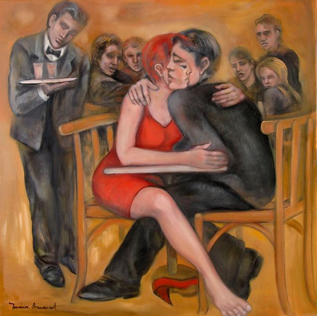 Эротическое танго онлайн 14 фотография
