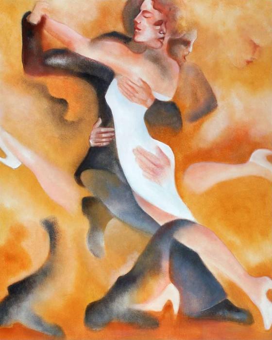 Эротическое танго онлайн 4 фотография