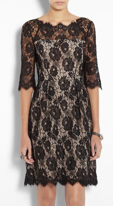 Milly Celia Lace Dress (384x700, 95Kb)