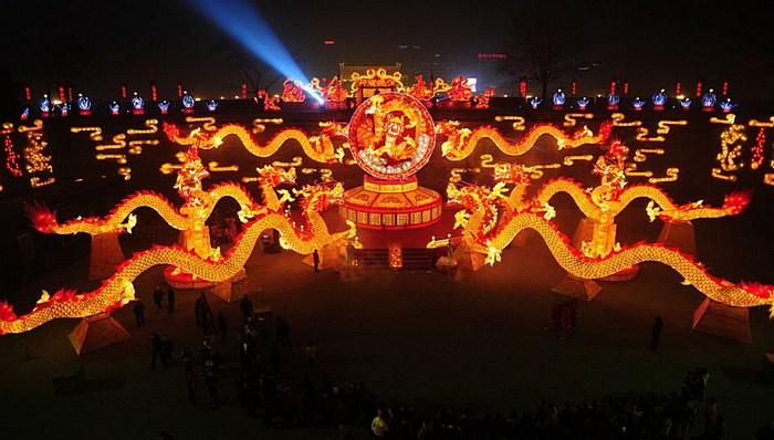 Когда празднование китайского нового года в