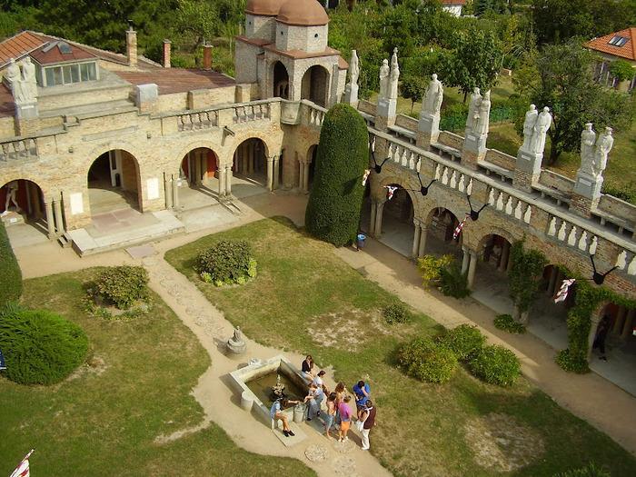 Замок Бори- Замок вечной любви (Bory var, Szekesfehervar) 53574