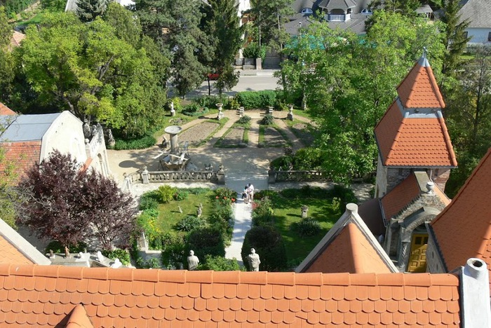Замок Бори- Замок вечной любви (Bory var, Szekesfehervar) 11493