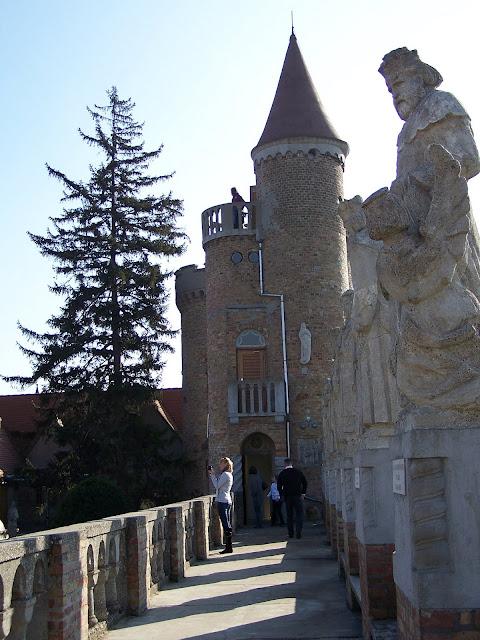 Замок Бори- Замок вечной любви (Bory var, Szekesfehervar) 14092