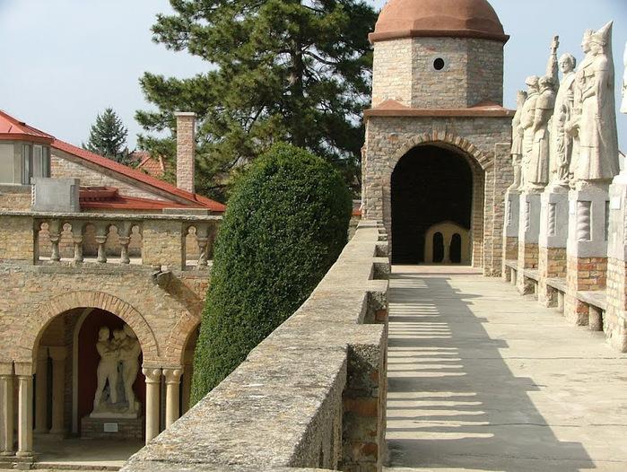 Замок Бори- Замок вечной любви (Bory var, Szekesfehervar) 84725