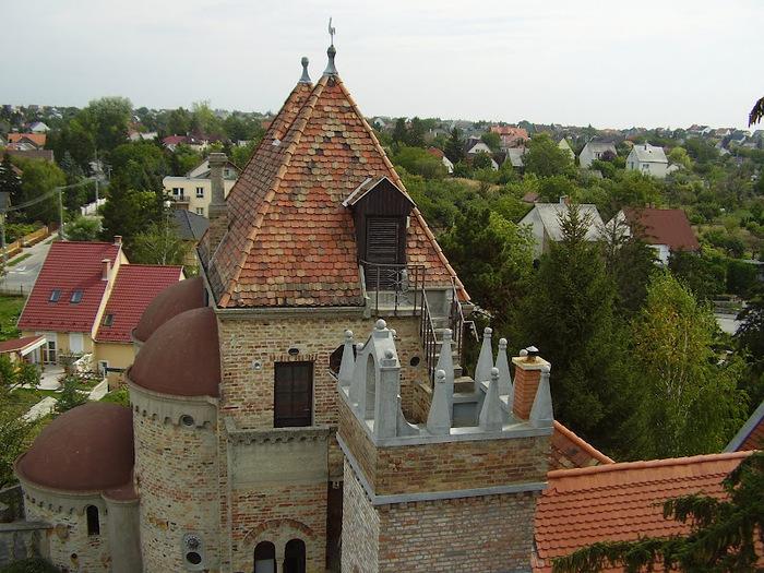 Замок Бори- Замок вечной любви (Bory var, Szekesfehervar) 68139