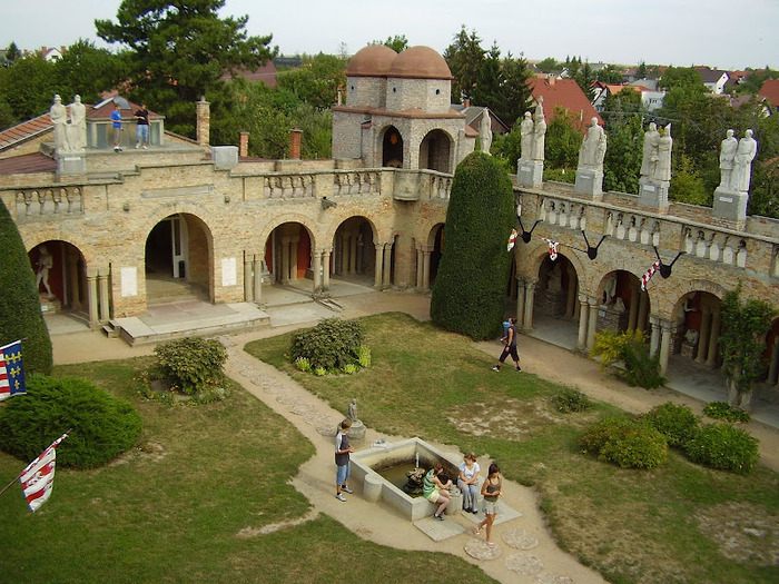Замок Бори- Замок вечной любви (Bory var, Szekesfehervar) 39905