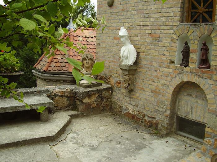 Замок Бори- Замок вечной любви (Bory var, Szekesfehervar) 74161