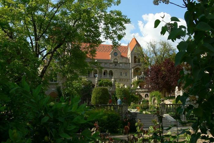 Замок Бори- Замок вечной любви (Bory var, Szekesfehervar) 56527