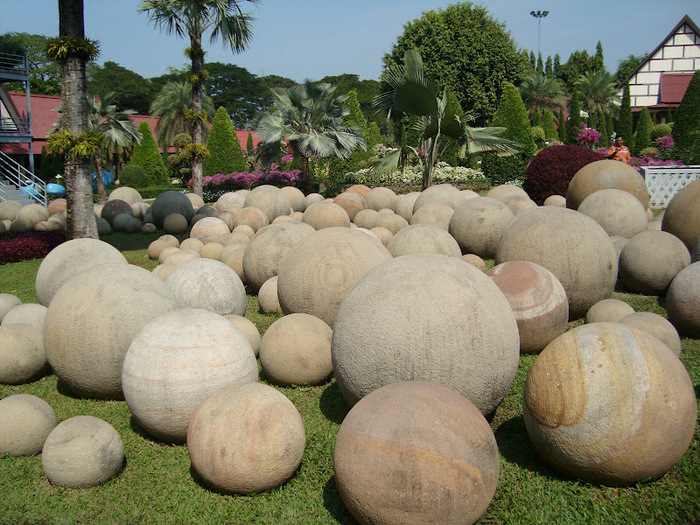 Парк Нонг Нуч (Nong Nooch Tropical Garden) 64505