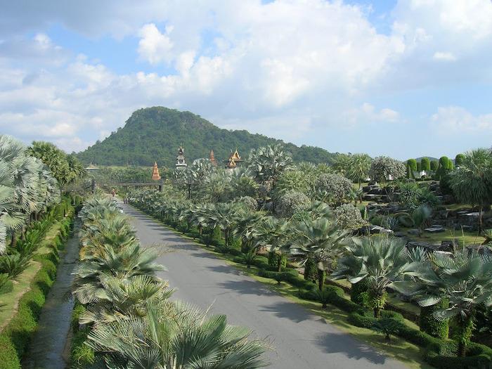 Парк Нонг Нуч (Nong Nooch Tropical Garden) 98778
