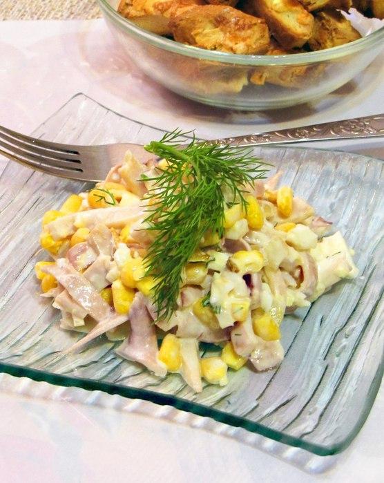 салат с кальмарами (556x700, 92Kb)