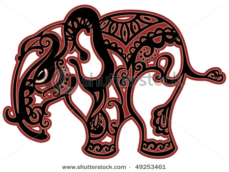 4708174_stockvectorelephantdecoratedwithanornament49253461 (450x338, 79Kb)