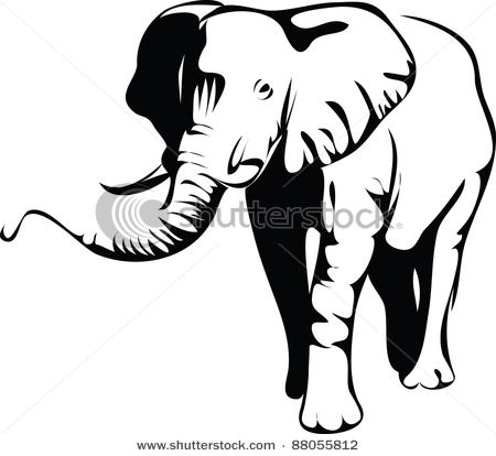 4708174_stockvectorvectorelephant88055812 (450x414, 39Kb)