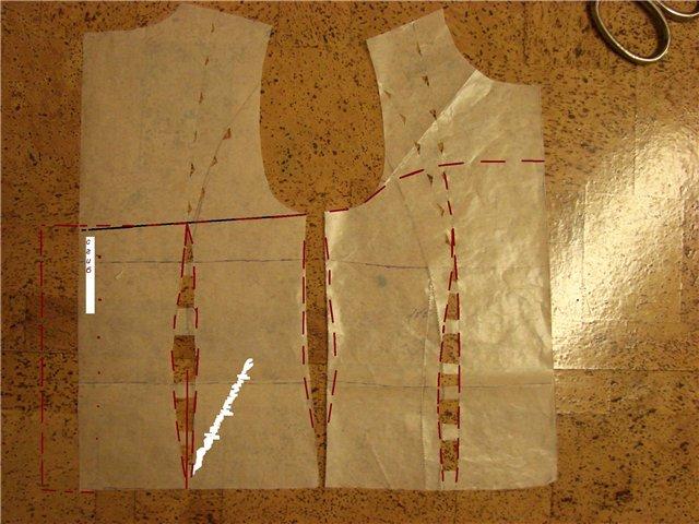 платье с воланом на плечах выкройка фото