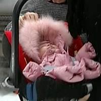 Дочь Филиппа Киркорова в России. Эксклюзивное видео