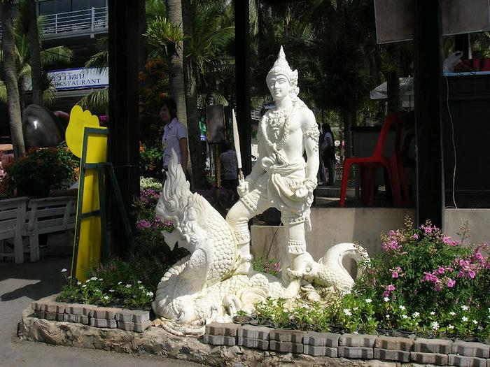 Парк Нонг Нуч (Nong Nooch Tropical Garden) 71589