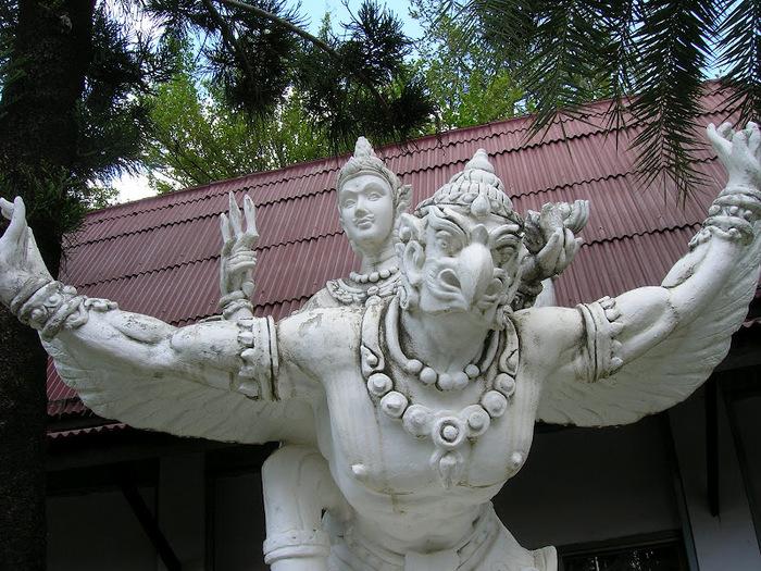 Парк Нонг Нуч (Nong Nooch Tropical Garden) 59612