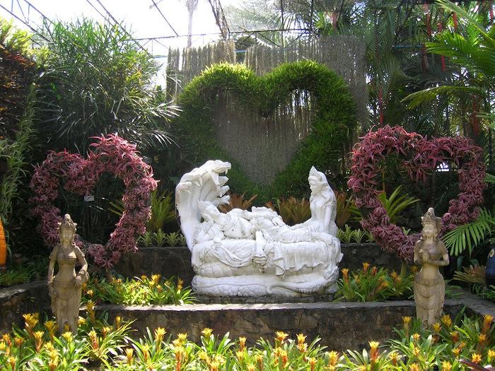Парк Нонг Нуч (Nong Nooch Tropical Garden) 34513