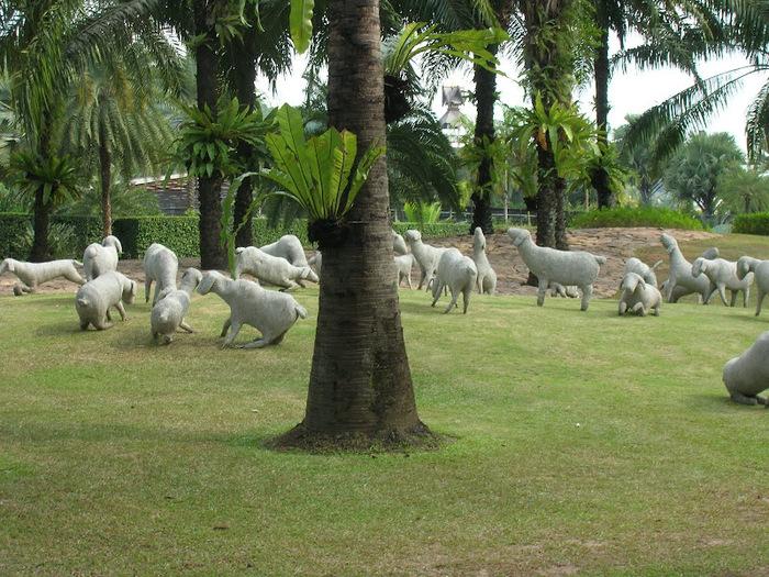 Парк Нонг Нуч (Nong Nooch Tropical Garden) 85670