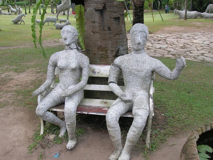 Парк Нонг Нуч (Nong Nooch Tropical Garden) 38211