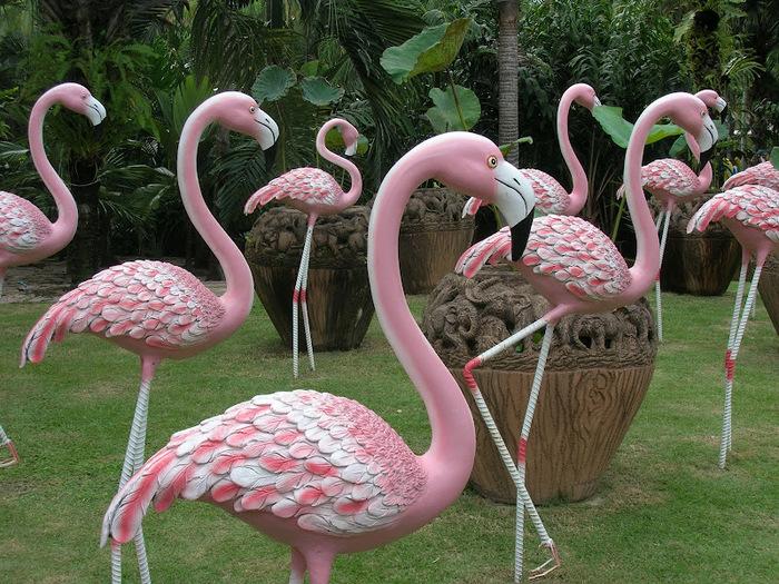 Парк Нонг Нуч (Nong Nooch Tropical Garden) 20126
