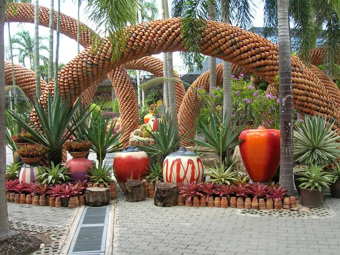 Парк Нонг Нуч (Nong Nooch Tropical Garden) 90075