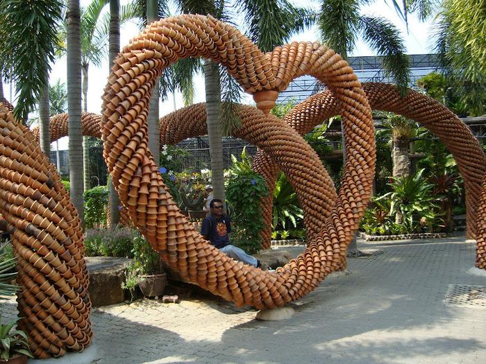 Парк Нонг Нуч (Nong Nooch Tropical Garden) 30296