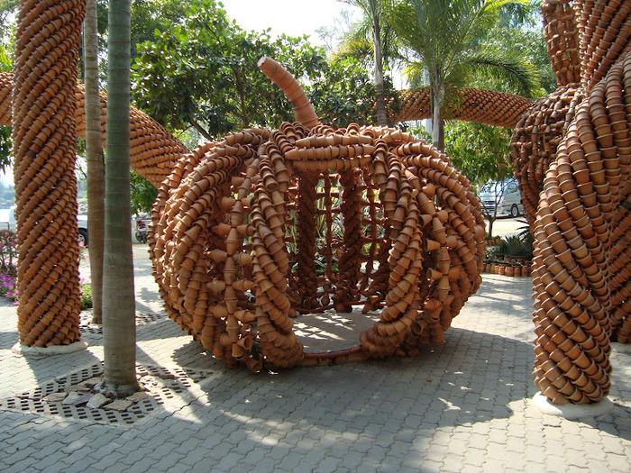 Парк Нонг Нуч (Nong Nooch Tropical Garden) 12373