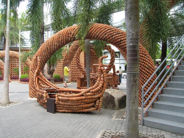 Парк Нонг Нуч (Nong Nooch Tropical Garden) 59371