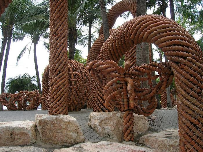 Парк Нонг Нуч (Nong Nooch Tropical Garden) 61973
