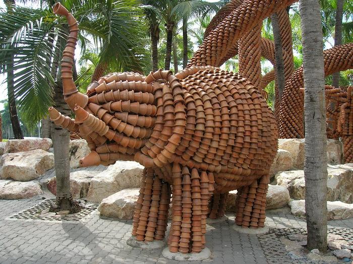 Парк Нонг Нуч (Nong Nooch Tropical Garden) 63188