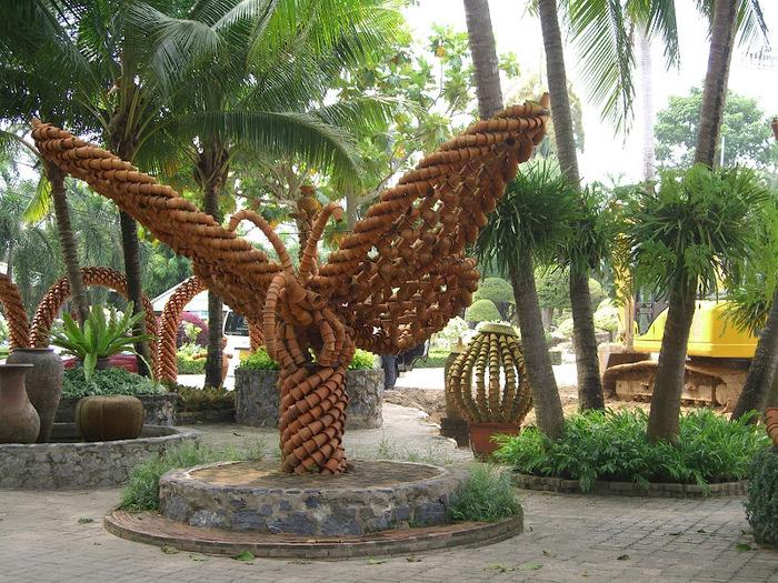 Парк Нонг Нуч (Nong Nooch Tropical Garden) 12472