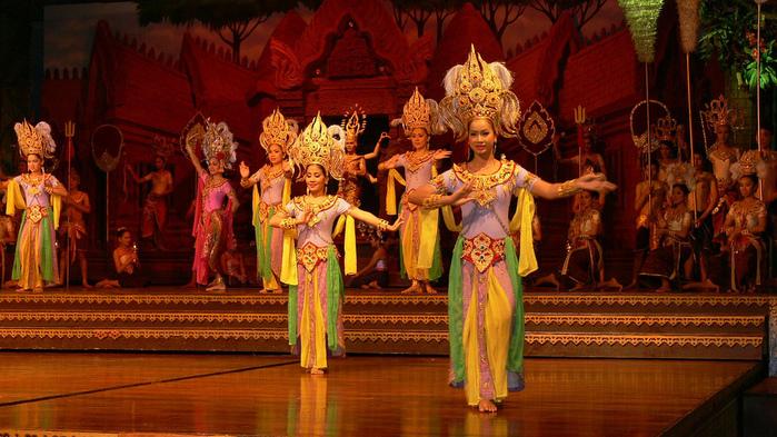 Парк Нонг Нуч (Nong Nooch Tropical Garden) 63283
