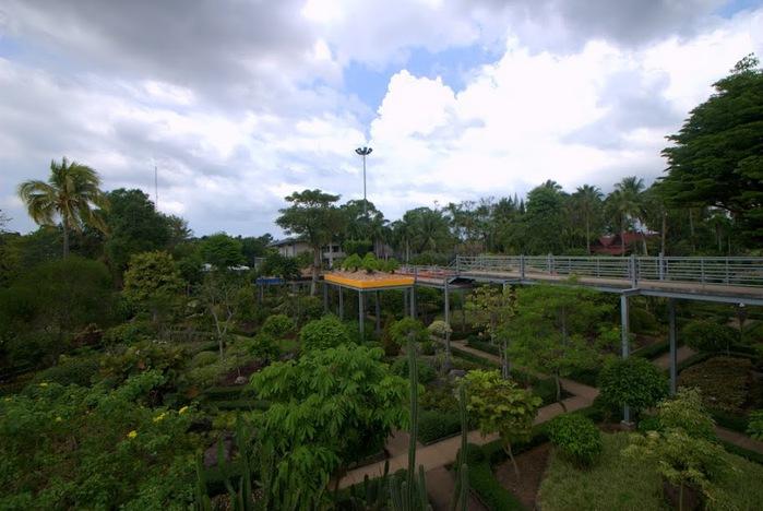 Парк Нонг Нуч (Nong Nooch Tropical Garden) 67805