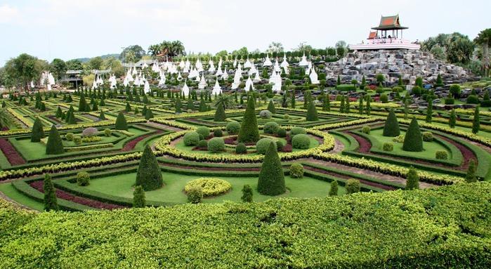 Парк Нонг Нуч (Nong Nooch Tropical Garden) 50167
