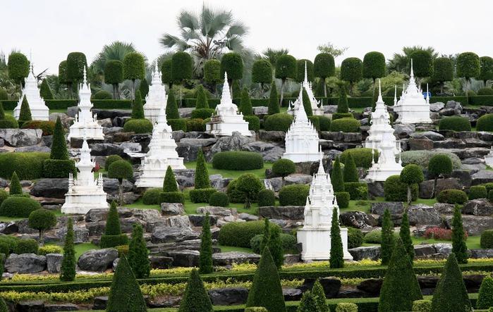Парк Нонг Нуч (Nong Nooch Tropical Garden) 67831