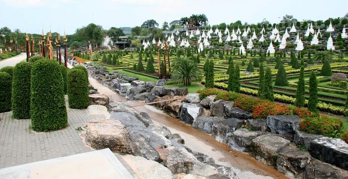 Парк Нонг Нуч (Nong Nooch Tropical Garden) 89817