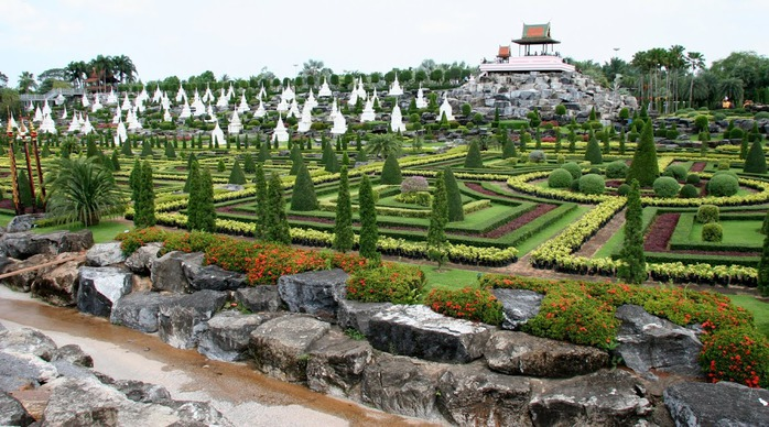 Парк Нонг Нуч (Nong Nooch Tropical Garden) 81843