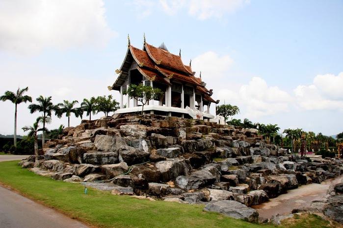 Парк Нонг Нуч (Nong Nooch Tropical Garden) 37308