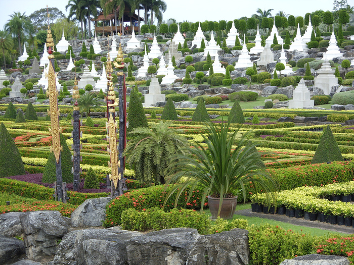 Парк Нонг Нуч (Nong Nooch Tropical Garden) 89006